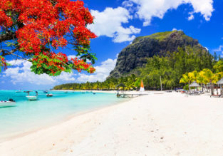 Cheap full-service flights from Ljubljana and Zagreb to exotic Mauritius for only €467!
