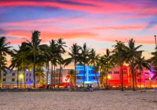 Late summer! Cheap non-stop flights between Chicago and Florida's airports from only $97!