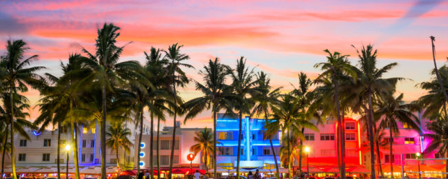 Late summer! Cheap non-stop between Chicago and Miami from only $98!