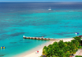 High season! Cheap non-stop flights from Germany to Montego Bay, Jamaica for only €299.98!