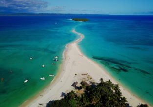 2-week holiday in Nosy Be island, Madagascar with top rated hotel & flights from Austria, Spain or Italy from €673!