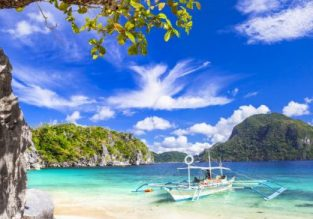 7-night stay in the beautiful Palawan Island, Philippines + flights from Hong Kong for $129!
