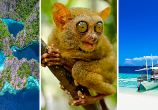 Philippines island hopper! Palawan, Cebu, Boracay and Manila in one trip from Geneva for €390!