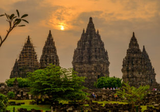 5* Etihad: cheap flights to Jakarta from Zurich for just €397! 2 in 1 with Abu Dhabi for €458!