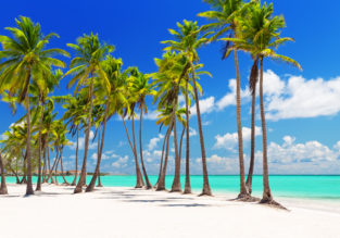High season! 7-night stay at well-rated aparthotel in Dominican Republic + direct flights from New York for just $454!
