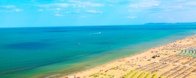 JUNE! Double room at top rated 4* hotel in Rimini for only €41! (€20.5/ £18 pp incl. breakfast)