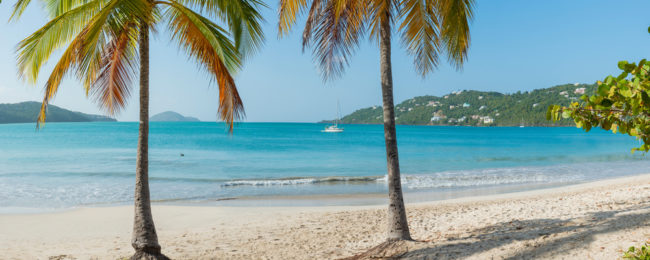 Spring escape on the U.S. Virgin Islands! 7-night B&B stay at well-rated hotel + flights from New York for $456!