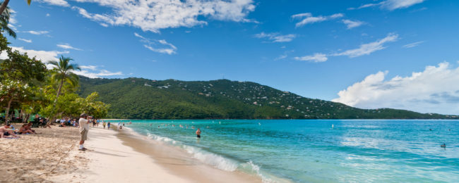 AUGUST! 7-night stay at well-rated B&B in the U.S. Virgin Islands + direct flights from New York for $524!