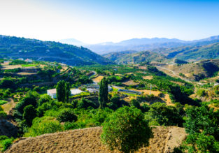 JULY! 7-night stay at very well-rated hotel in Andalusia's countryside + flights from Cardiff for just £163!
