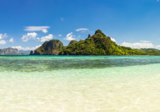 High Season! 7-night B&B stay in top-rated bungalow in stunning Palawan, Philippines + flights from Taiwan for $163!