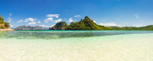 10-night stay in top-rated hotel in the stunning Palawan Island, Philippines + flights from Germany for €510!