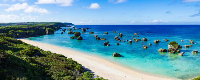 Cheap flights from New York to the subtropical archipelago of Okinawa, Japan from $420!