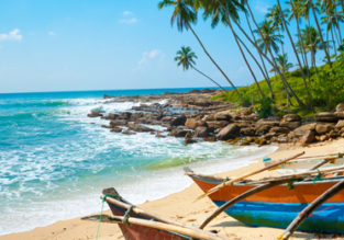 Non-stop flights from London to Sri Lanka for £343!