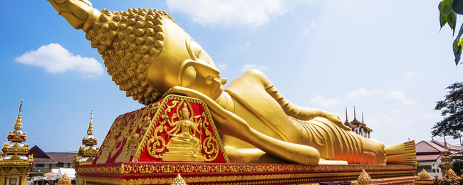 Cheap flights from Vienna to Vientiane, Laos for only €326!