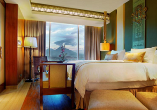 Double room at luxurious 5* Grand Aston Yogyakarta for only €30! (€15/ £13 per person)