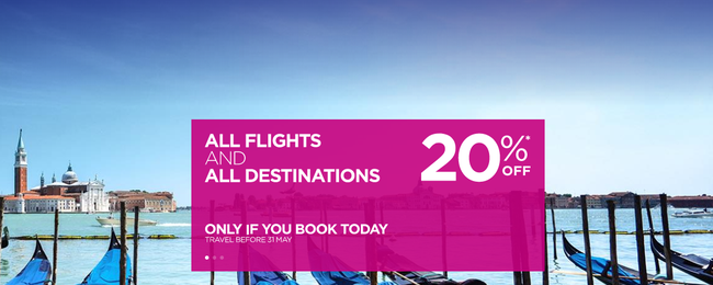 Wizz Air launches 24-hour flash sale! Open to everybody!