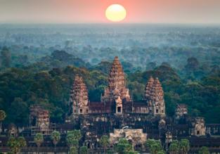Cheap flights from Amsterdam to several destinations Asia from only €359!