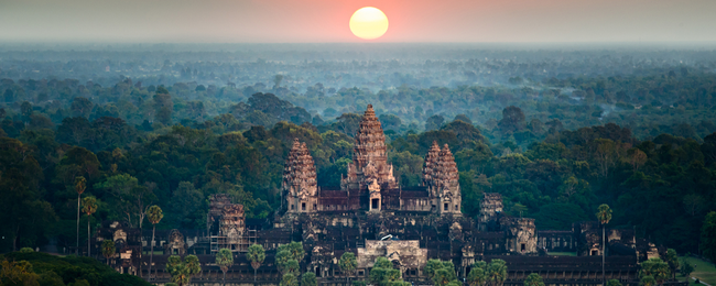 Destination Fly4free: Cambodia
