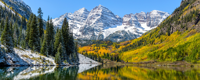 Destination Fly4free: US Rocky Mountains