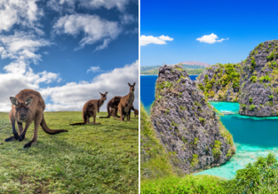 2 in 1: Australia and Philippines in one trip from London from £548!