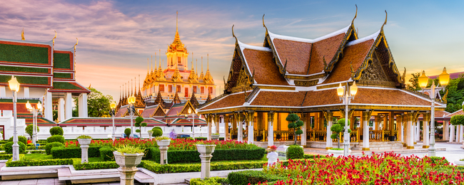 Cheap flights from Amsterdam to many Asian destinations from only €359!