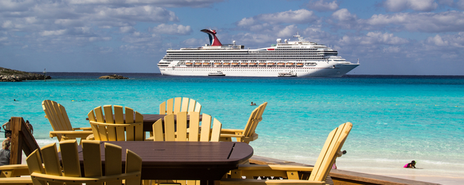 MAY: 9-night Caribbean cruise in a balcony cabin + round trip flights from London for only £649!