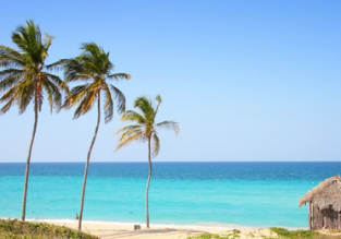7-night stay in top rated 4* beach resort in Cuba + flights from Amsterdam for €604!