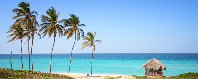 7-night stay in top rated 4* beach resort in Cuba + flights from Amsterdam for €563!