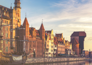 Cheap summer flights from Vilnius to Gdansk or Warsaw and vice versa for only €19.98!