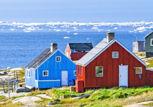 Spring and Early Summer 2020! Rare flights from Copenhagen to Nuuk, Ilulissat or Sisimiut, Greenland from €489!