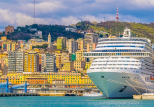 2-day Full Board Mediterranean cruise from Marseille to Genoa from just €29!
