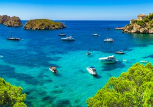 Cheap flights from Sweden to Mallorca or Malta from only €22!