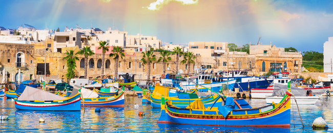 Cheap flights from Washington to sunny Malta for $382!