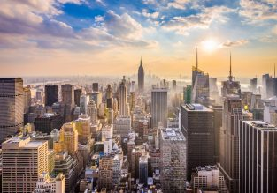 Cheap non-stop flights from Frankfurt to New York for just €281!