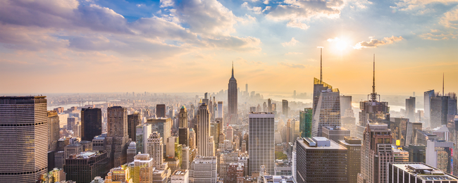 Cheap non-stop flights from Brussels to New York from only €232!