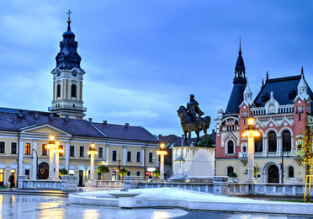 Cheap flights from Dusseldorf Weeze to Oradea, Romania for just €7!
