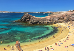 MAY! 7-night stay at well-rated 4* beachfront resort in Lanzarote + flights from UK for £173!