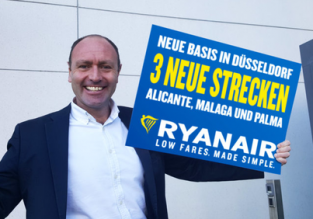 Ryanair to open new base at Düsseldorf Airport!