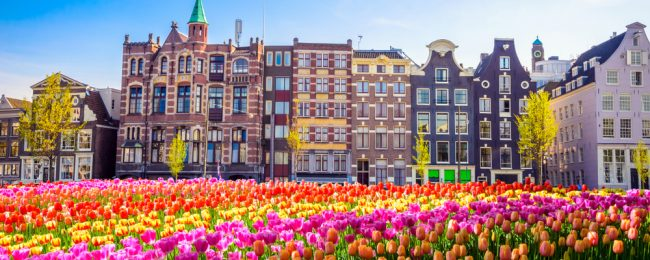 5* Eva Air: Hong Kong to Amsterdam for only $445!