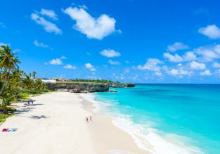 Cheap full-service flights from New York to stunning Barbados for only $285!