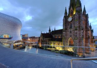 Peak summer! 4* Park Regis Birmingham for only €52! (€26/ £23 pp)