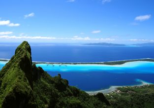 XMAS! French Polynesia Island hopper from Paris for €1486! Visit Moorea, Bora Bora, Maupiti, Raiatea and Tahiti!