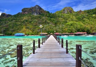 Cheap flights from London to exotic Borneo for only £363!