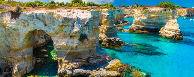 8 nights at very-rated B&B in Puglia, southern Italy + cheap flights from London for just £131!