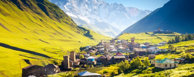 Cheap flights from Basel/ Mulhouse to Georgia for only €30!