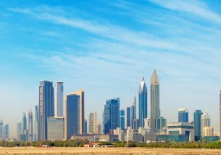 Cheap flights from Europe to Dubai from only €214!