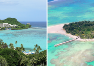 Exotic 2 in 1 to Micronesia! Guam and Saipan in one trip from London for only £607!