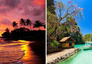Summer! Hong Kong to Philippines & Hawaii in one trip for $477!