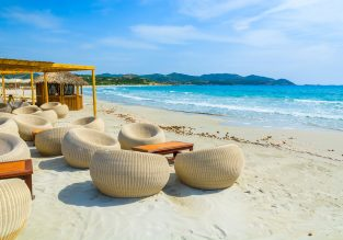 Spring break in Ibiza! 3 nights at sea view hotel + cheap flights from Scotland for just £82!