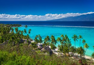 EXOTIC! French Polynesia Island hopper from California for $999! Visit Tahiti, Moorea, Bora Bora, Maupiti, Raiatea and Huahine!